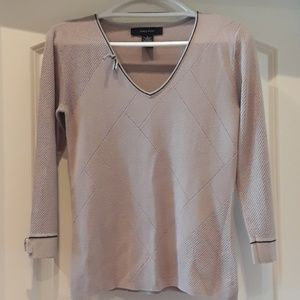 Jones Wear Lilac/Lavender Women's Sweater - Size S